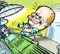 Cartoon: 31 August 2016