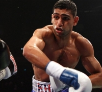 Amir Khan to fight Saul Alvarez for world title in Vegas