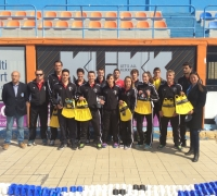 Klikk Easter International Swim Meeting 2015