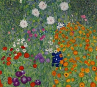 Klimt garden painting expected to sell for over €53m at auction