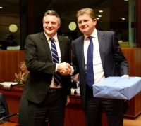 Malta aims to conclude EU's gas security of supply legislation during Presidency
