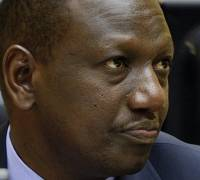 Gunman, police officer killed in attack on Kenya deputy president's home