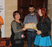 Two authors take home Novels for Youth prize