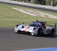 Victory for Audi at Le Mans