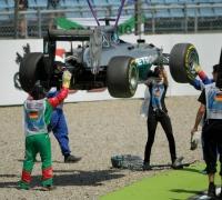 Hamilton brake failure being investigated