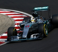 Hamilton on pole for Hungarian GP