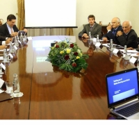 Deputy Prime Minister meets with bankers to discuss Malta Development Bank