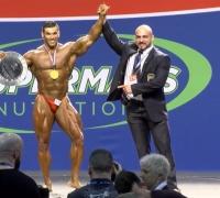 Luke Debono wins gold again