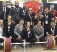 Malta place fourth at the Mediterranean Weightlifting Cup