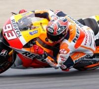 Success for Marquez as he wins tenth successive race
