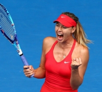 Sharapova faces Ekaterina Makarova in Russian clash