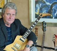[WATCH] David Bowie guitarist Mark Pritchett on his life with Bowie and love of Malta