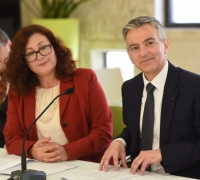 [WATCH] PN and PD present coalition to 'clean up government'