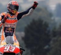 Marquez scores sensational comeback victory