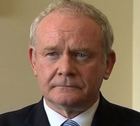Northern Ireland's McGuinness quits politics to recover from serious illness