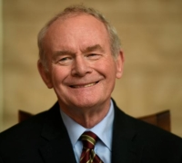 Former Northern Ireland deputy first minister Martin McGuinness dies aged 66