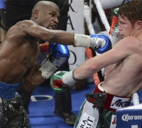 Mayweather delivers performance of career against Alvarez