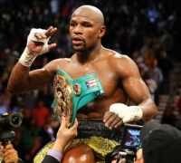 Mayweather stripped of welterweight title after failing to pay sanctioning fee