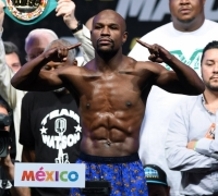 Mayweather repeats Ali boast