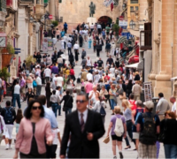 Libyans top list of non-EU nationals in Malta