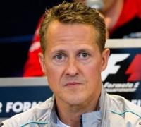 Michael Schumacher showing positive signs