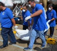 EU-UK naval mission on people-smuggling led to more deaths, report says