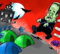 MaltaToday Cartoon: 29 October 2017