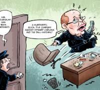 MaltaToday Cartoon: 5 November 2017