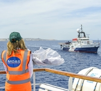 [WATCH] MOAS co-founder welcomes Italian investigation into funding of private rescue missions