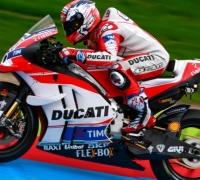 Dovizioso delivers Ducati pole at The Cathedral