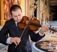 Rare violin unveiled in Valletta