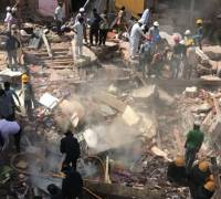 At least 24 killed in Mumbai building collapse