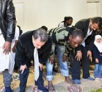 Mosques shouldn't become an ideological battleground