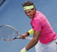 Australian Open - Rafael Nadal defeats Kevin Anderson to reach quarters
