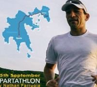 Farrugia pushes limits for charity: to attempt 246km in 36 hours of non-stop running