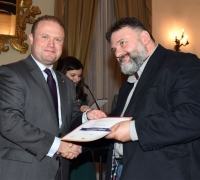 Immanuel Mifsud wins National Book Prize for best novel