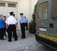 Three band club committee members cleared of storing explosives in residential area