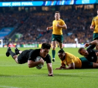 New Zealand retain Rugby World Cup