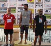 Agius and Demicoli clinch first place at the BSJ Open Water Swimming Championship