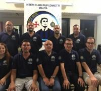 Inter Club Pupi Zanetti Malta – A new committee is formed