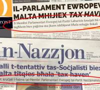 How party trombones all claim to have 'saved Malta' from EU's tax blacklist