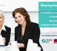 Business breakfast to discuss women directors in Malta