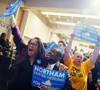Democrats take first big electoral win since Trump