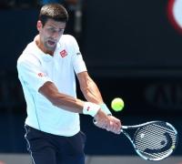 Australian Open men - Novak Djokovic sails past Andrey Kuznetsov