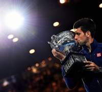 Djokovic beat Andy Murray to win sixth Australian Open final