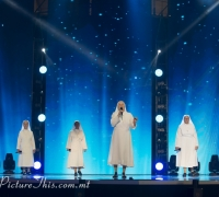 Singing sisters through to Malta Eurovision final