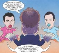 Cartoon 1 September 2013