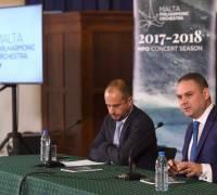 Malta Philharmonic Orchestra 2017-2018 concert season launched