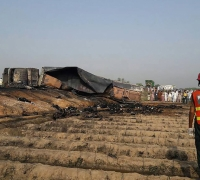 More than 120 killed in Pakistan tanker blast