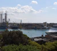 [WATCH] Palumbo oil rig 'eyesore' needs to go, Valletta 2018 chairman says